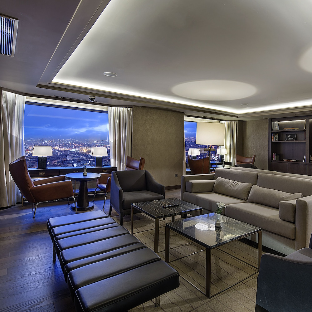 Executive Lounge, Ankara Hilton