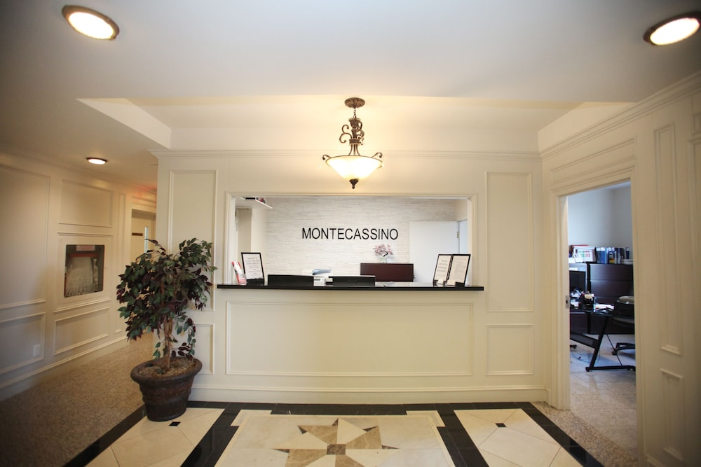 Reception, Montecassino Hotel and Event Venue