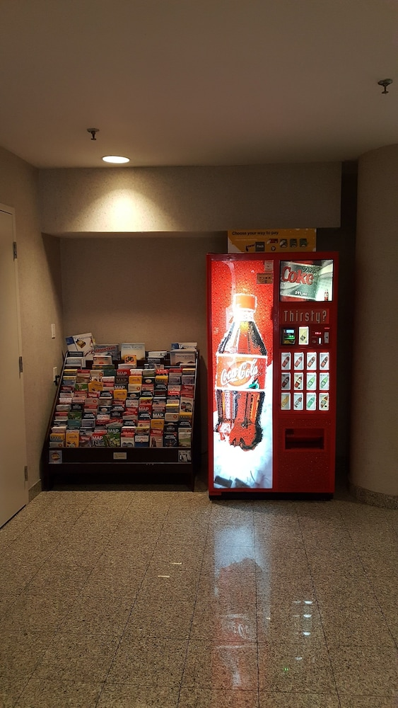 Vending Machine, Montecassino Hotel and Event Venue