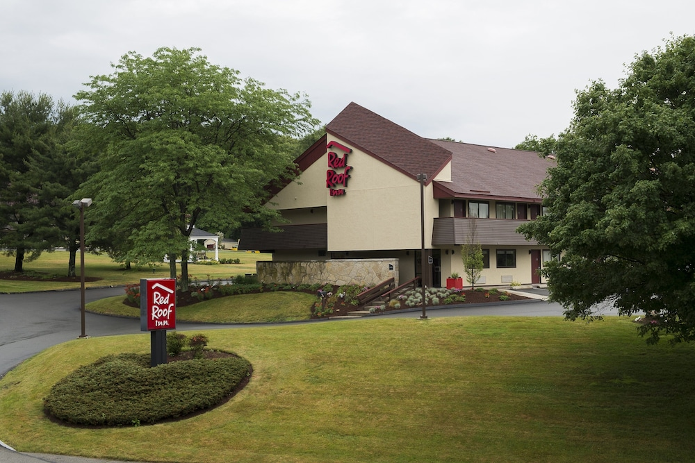 Exterior, Red Roof Inn Boston Southborough/Worcester
