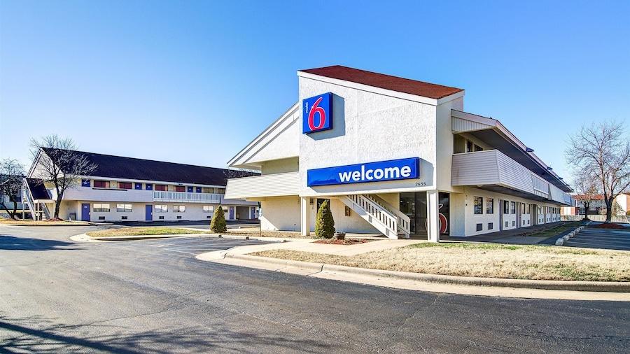 Motel 6 Springfield, MO - North