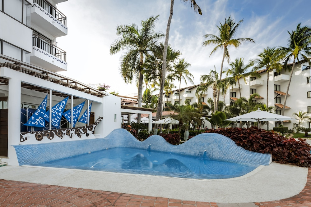 Children's Pool, Buenaventura Grand Hotel & Great Moments - All Inclusive