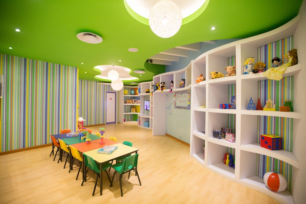 Children's Play Area - Indoor, Buenaventura Grand Hotel & Great Moments - All Inclusive