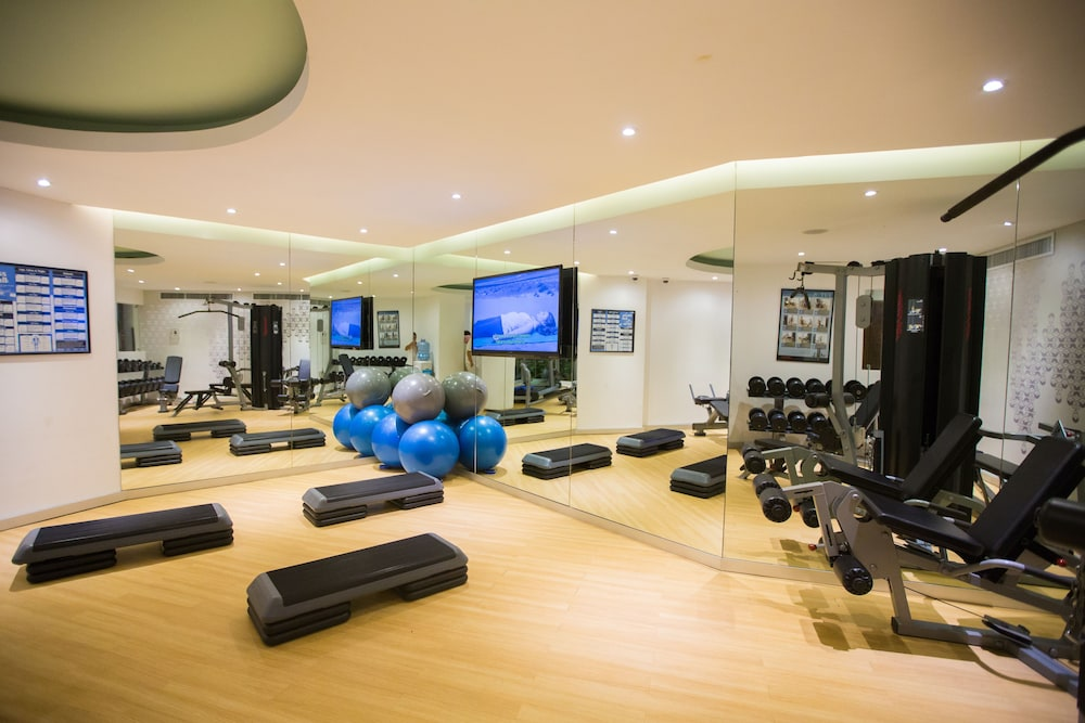 Fitness Facility, Buenaventura Grand Hotel & Great Moments - All Inclusive