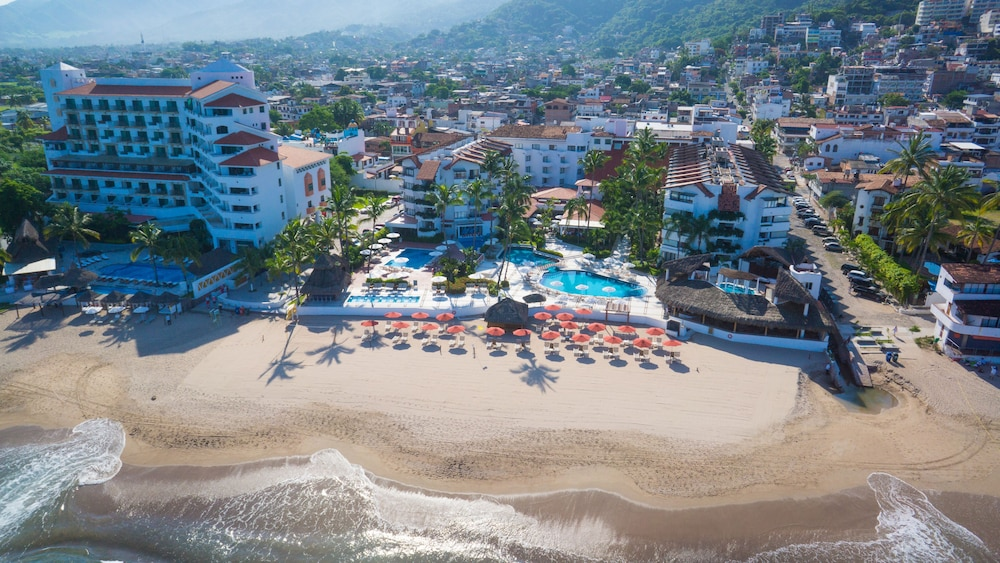 Aerial View, Buenaventura Grand Hotel & Great Moments - All Inclusive