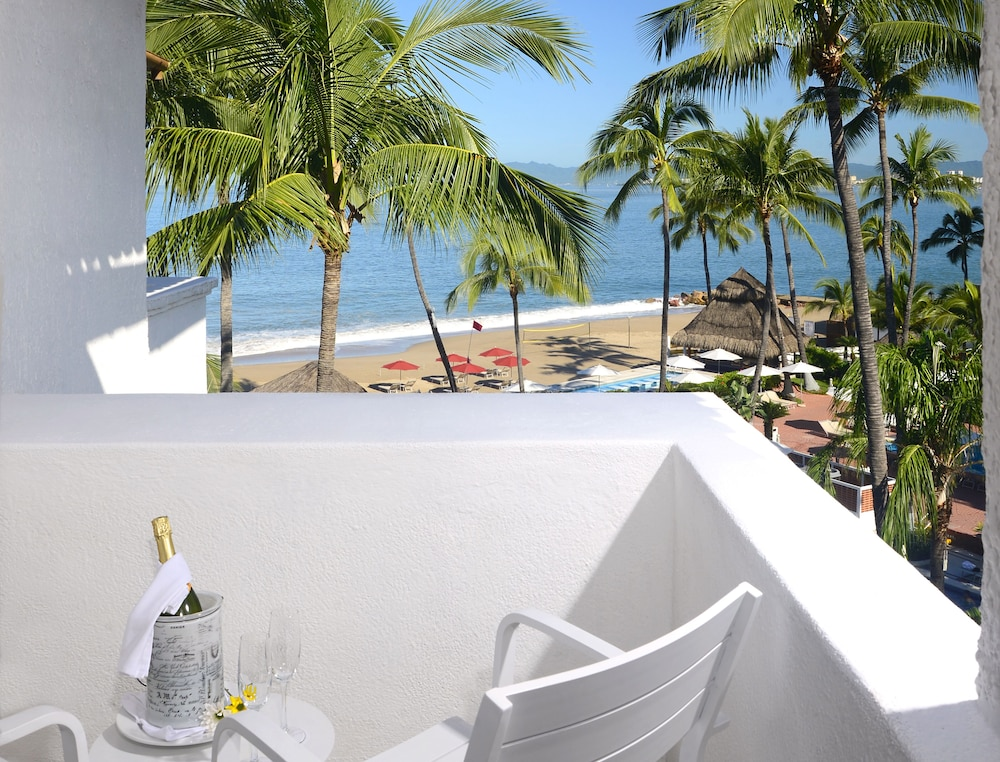 View from Room, Buenaventura Grand Hotel & Great Moments - All Inclusive