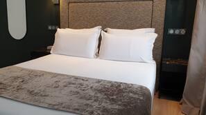 1 bedroom, premium bedding, in-room safe, soundproofing