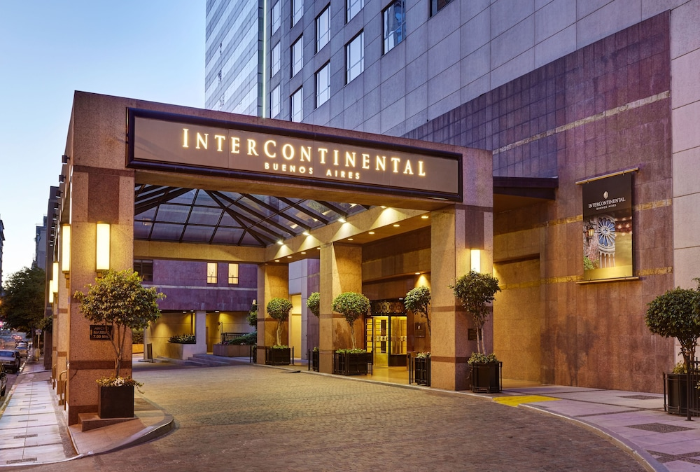 Intercontinental buenos aires 2017 room prices deals for Hotel design buenos aires