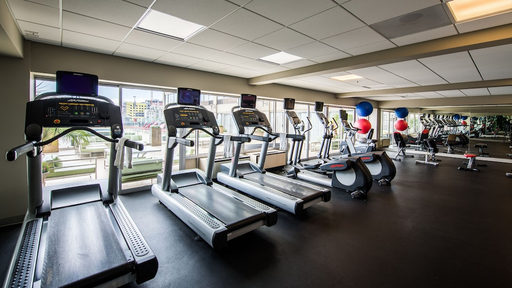 Fitness Facility, Holiday Inn Golden Gateway