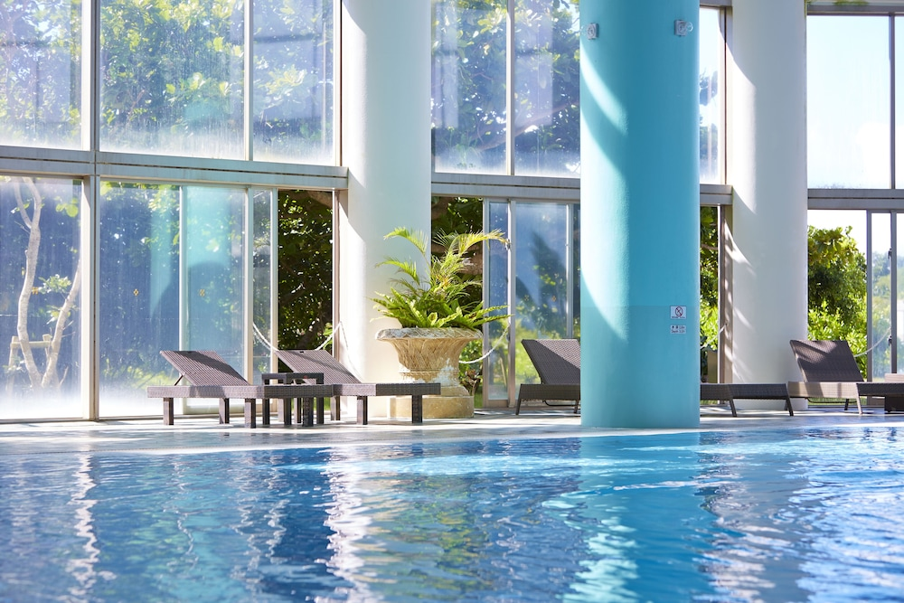 Indoor Pool, InterContinental ANA Ishigaki Resort