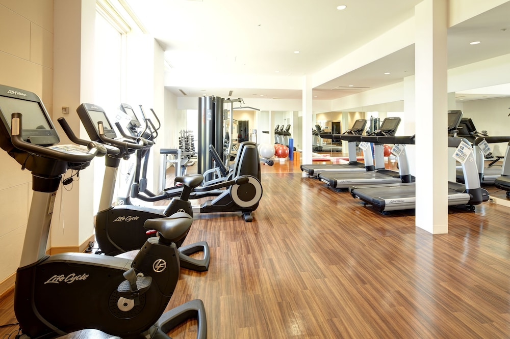 Fitness Facility, InterContinental ANA Ishigaki Resort