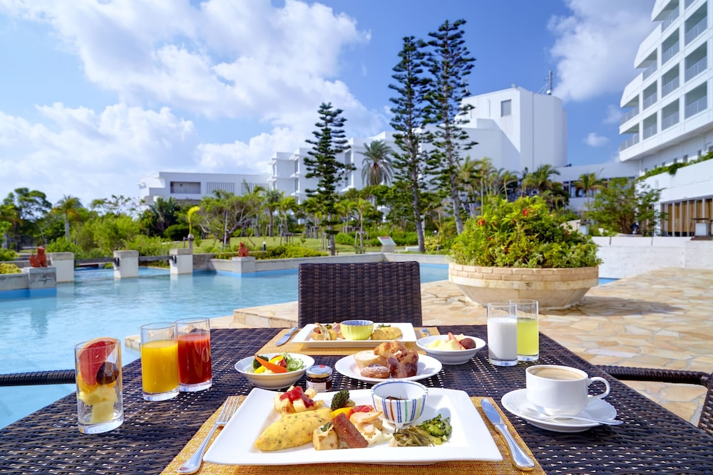 Breakfast Meal, InterContinental ANA Ishigaki Resort