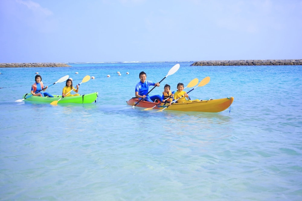 Kayaking, InterContinental ANA Ishigaki Resort