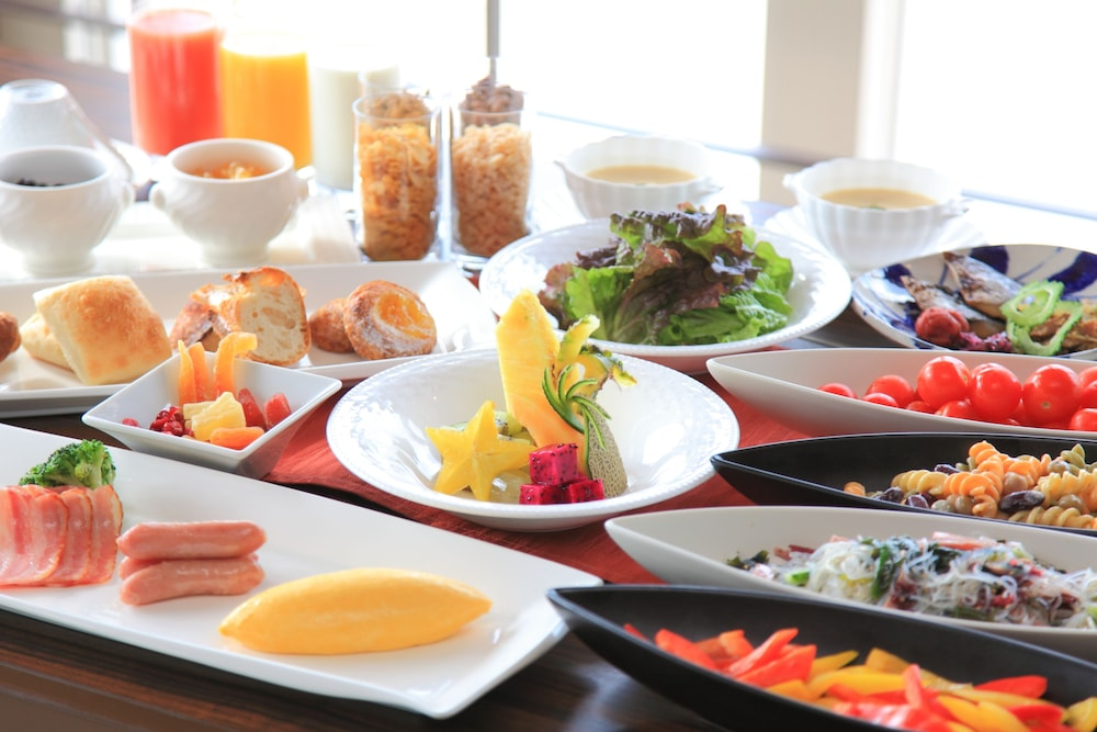 Breakfast buffet, InterContinental ANA Ishigaki Resort