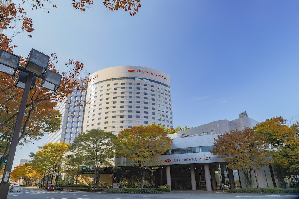 Featured Image, Crowne Plaza ANA Kanazawa