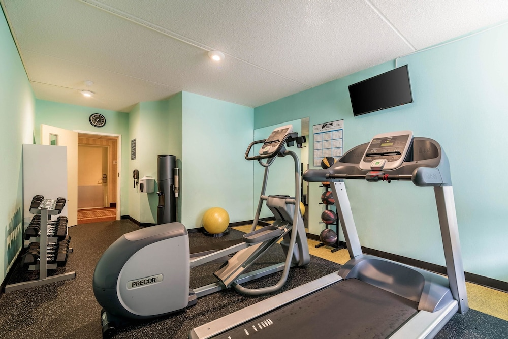 Fitness Facility, Quality Inn Bangor Airport
