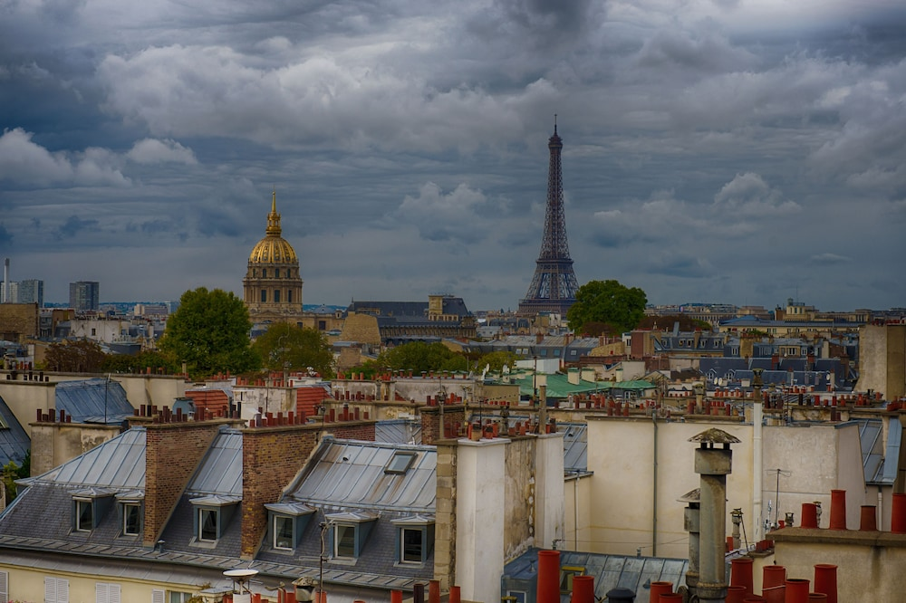 View from Property, K+K Hotel Cayre Paris