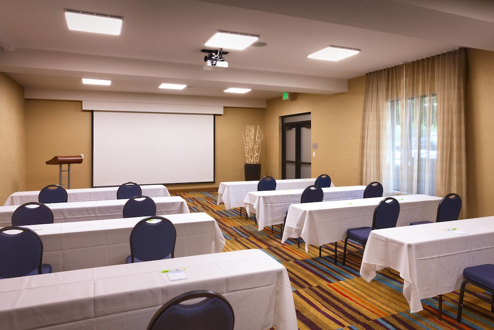 Meeting Facility, Fairfield Inn and Suites by Marriott Salt Lake City Downtown