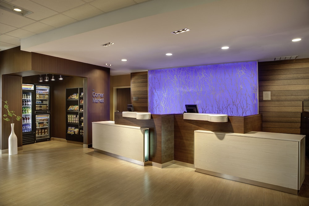 Check-in/Check-out Kiosk, Fairfield Inn and Suites by Marriott Salt Lake City Downtown