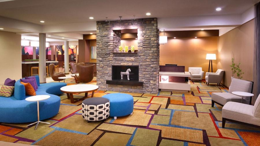 盐湖城市中心万豪费尔菲尔德套房酒店