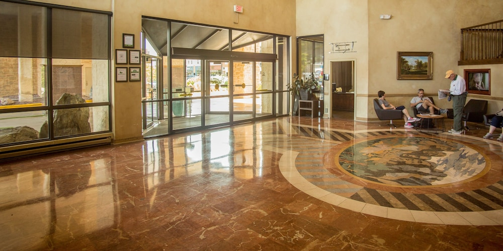 Interior Entrance, The Rushmore Hotel & Suites, BW Premier Collection