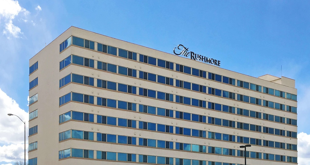 Exterior, The Rushmore Hotel & Suites, BW Premier Collection