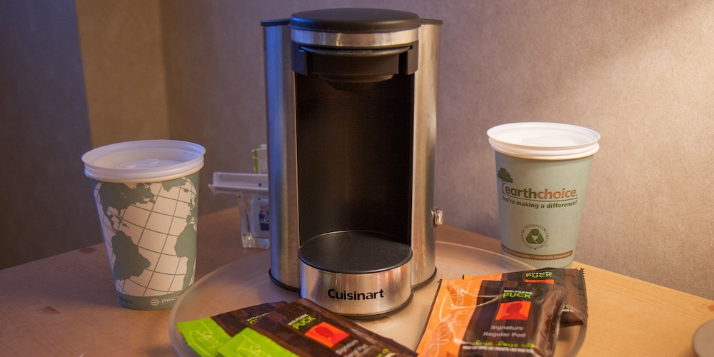 Coffee and/or Coffee Maker, The Rushmore Hotel & Suites, BW Premier Collection