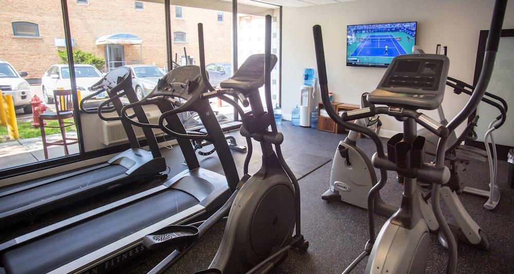 Fitness Facility, The Rushmore Hotel & Suites, BW Premier Collection