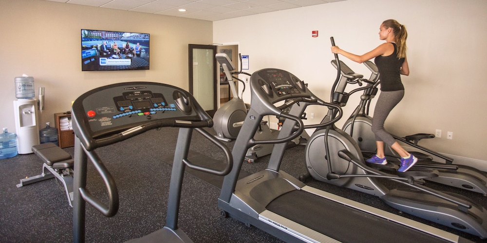 Fitness Studio, The Rushmore Hotel & Suites, BW Premier Collection