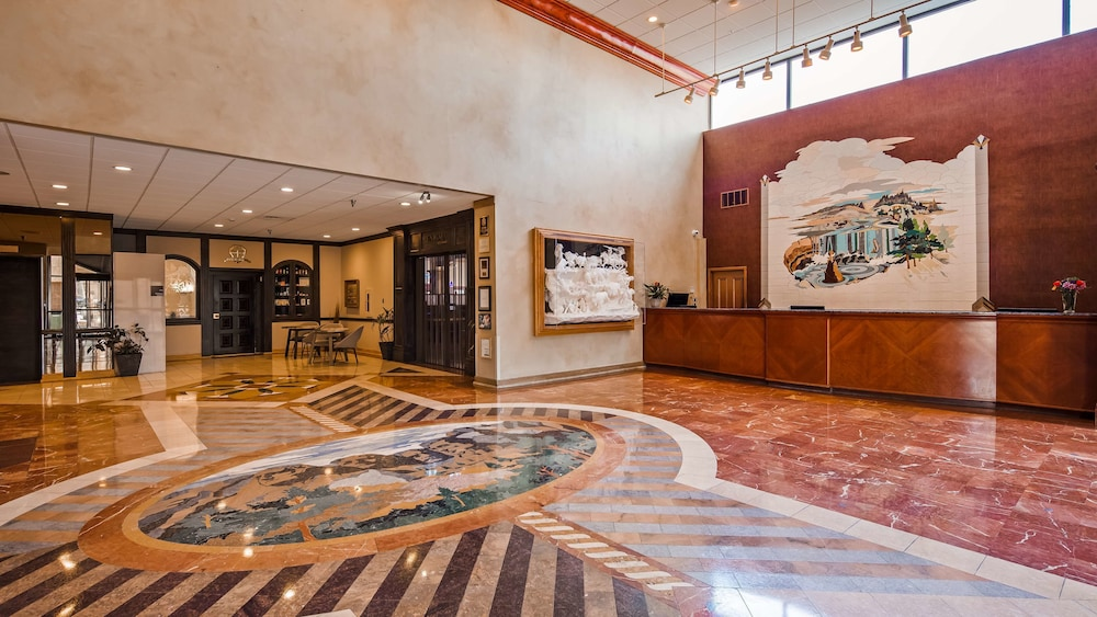 Lobby, The Rushmore Hotel & Suites, BW Premier Collection
