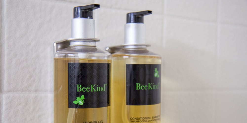 Bathroom Amenities, The Rushmore Hotel & Suites, BW Premier Collection