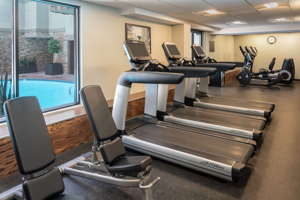 Fitness Facility, Sheraton Park City
