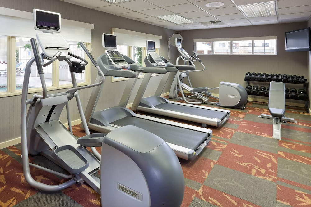 Fitness Facility, Residence Inn By Marriott Peoria