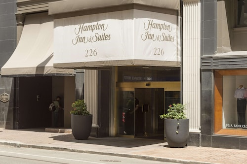 Hampton Inn & Suites New Orleans Dwtn (French Qtr Area), LA