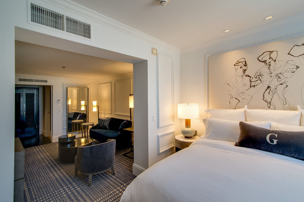 Room, THE US GRANT, a Luxury Collection Hotel, San Diego