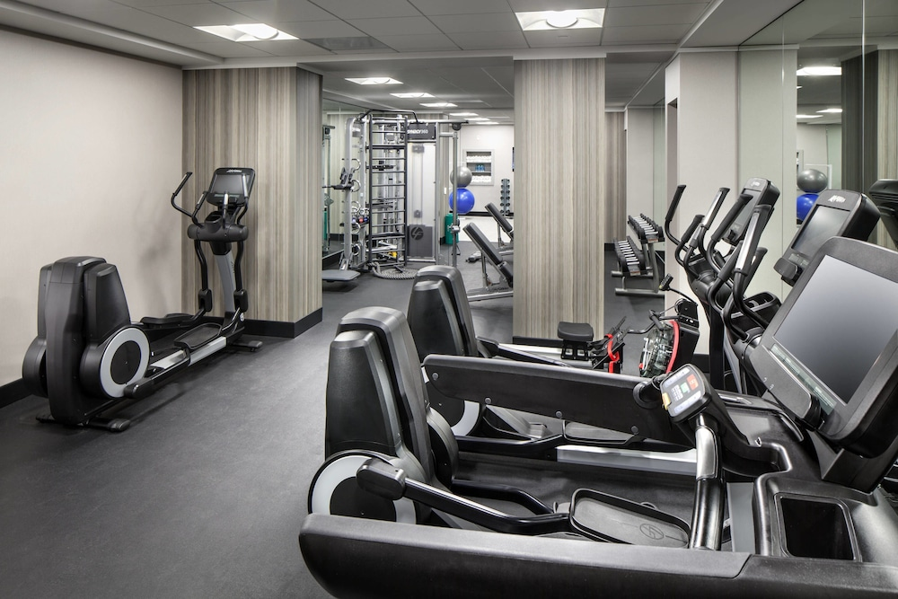 Fitness Facility, THE US GRANT, a Luxury Collection Hotel, San Diego