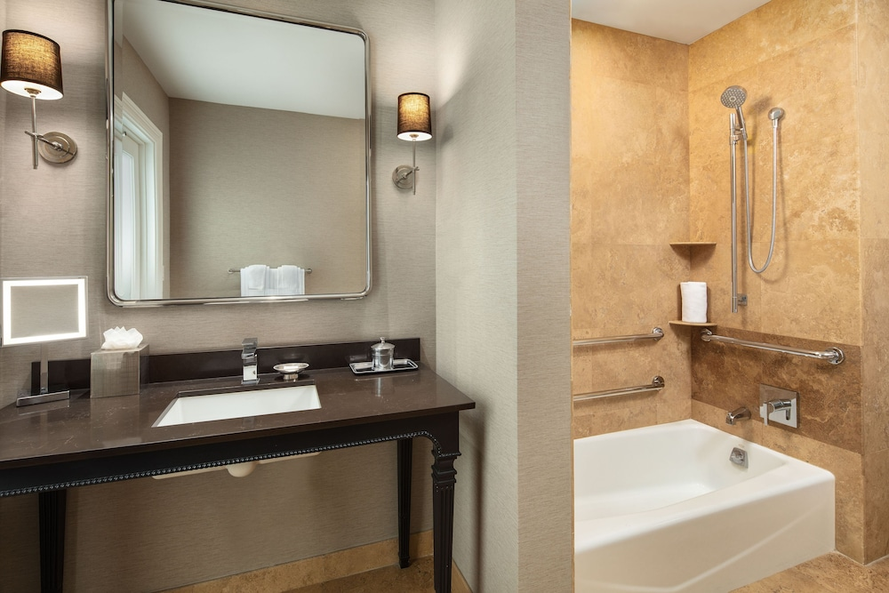 Bathroom, THE US GRANT, a Luxury Collection Hotel, San Diego
