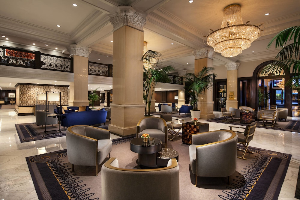 Lobby, THE US GRANT, a Luxury Collection Hotel, San Diego