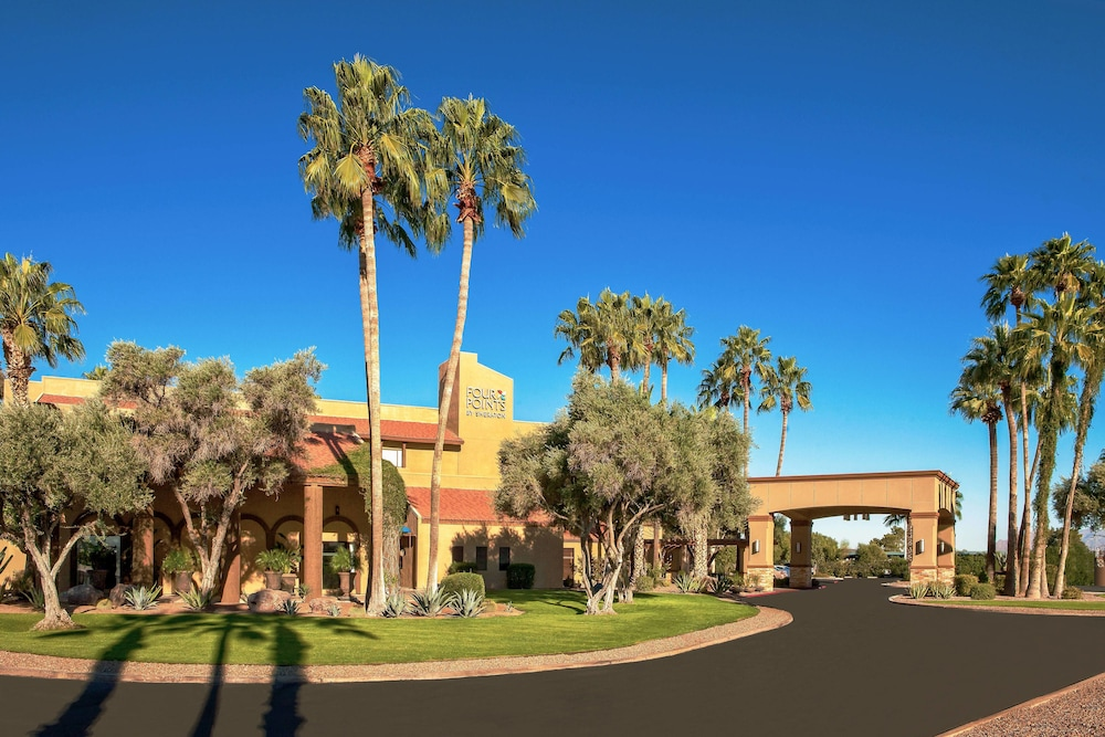 Exterior, Four Points by Sheraton Tucson Airport