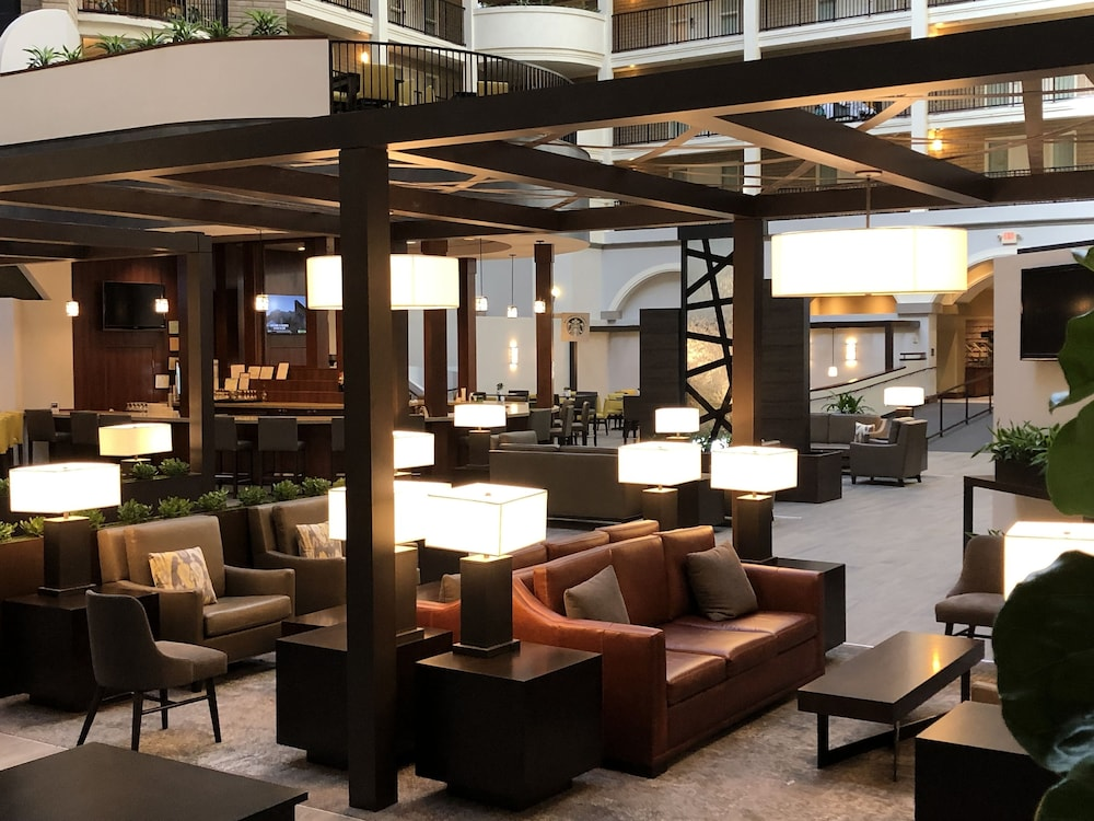 Lobby, Embassy Suites by Hilton - Dallas Park Central Area