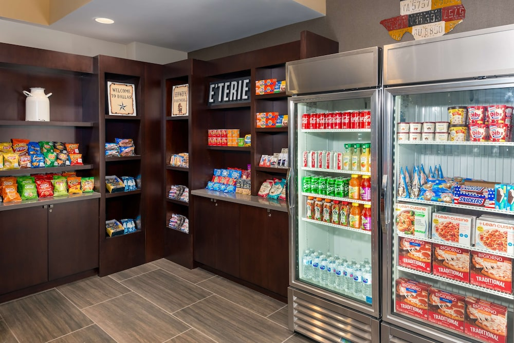 Snack Bar, Embassy Suites by Hilton - Dallas Park Central Area