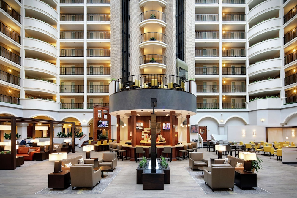 Bar, Embassy Suites by Hilton - Dallas Park Central Area
