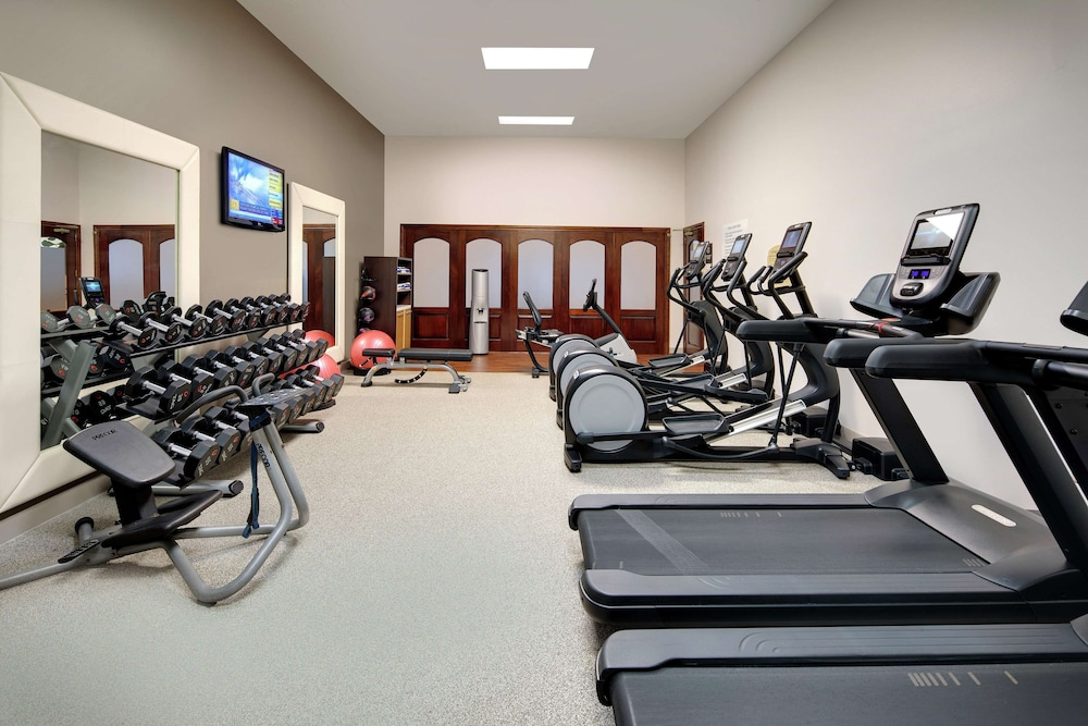 Fitness Facility, Embassy Suites by Hilton - Dallas Park Central Area