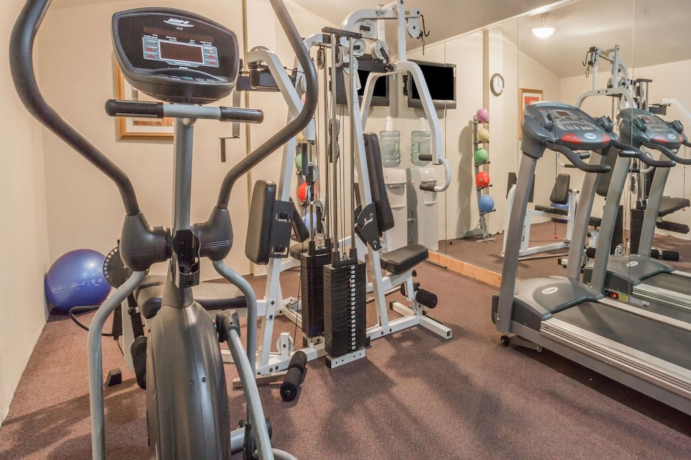 Fitness Facility, Days Inn by Wyndham Camp Springs/Andrews AFB DC Area