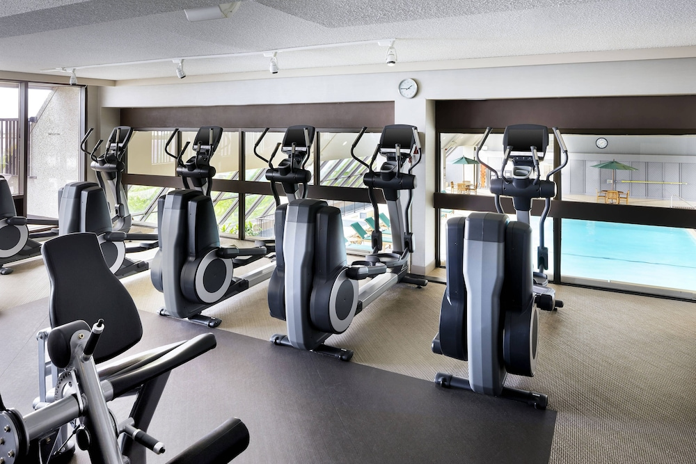 Fitness Facility, The Westin Harbour Castle, Toronto