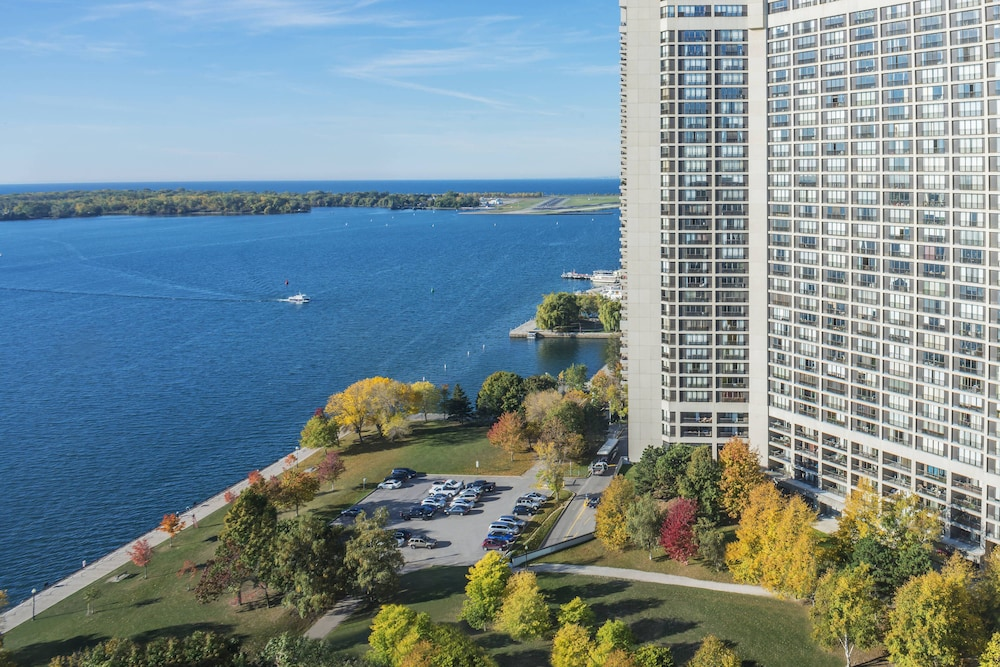 Lake View, The Westin Harbour Castle, Toronto