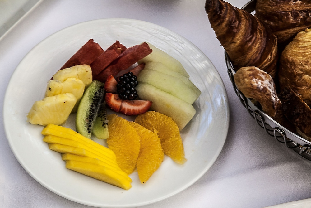 Breakfast Meal, The Westin Palace, Madrid