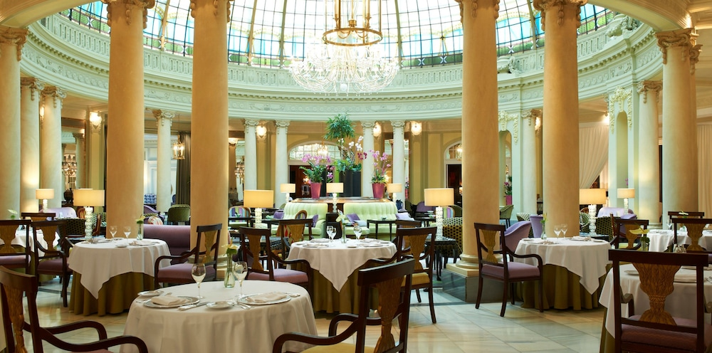 Restaurant, The Westin Palace, Madrid