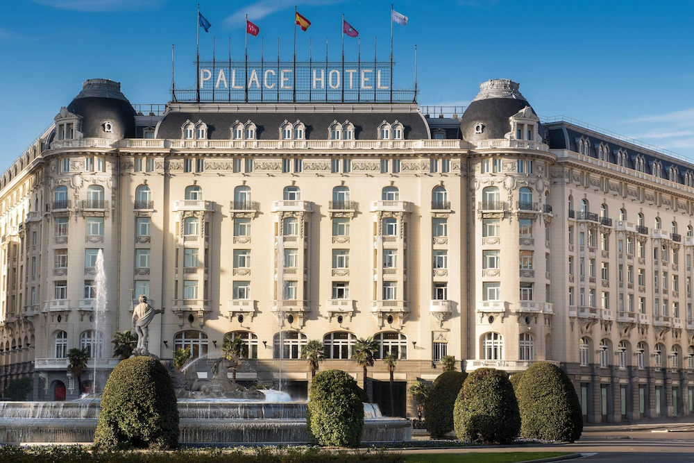 Front of Property, The Westin Palace, Madrid