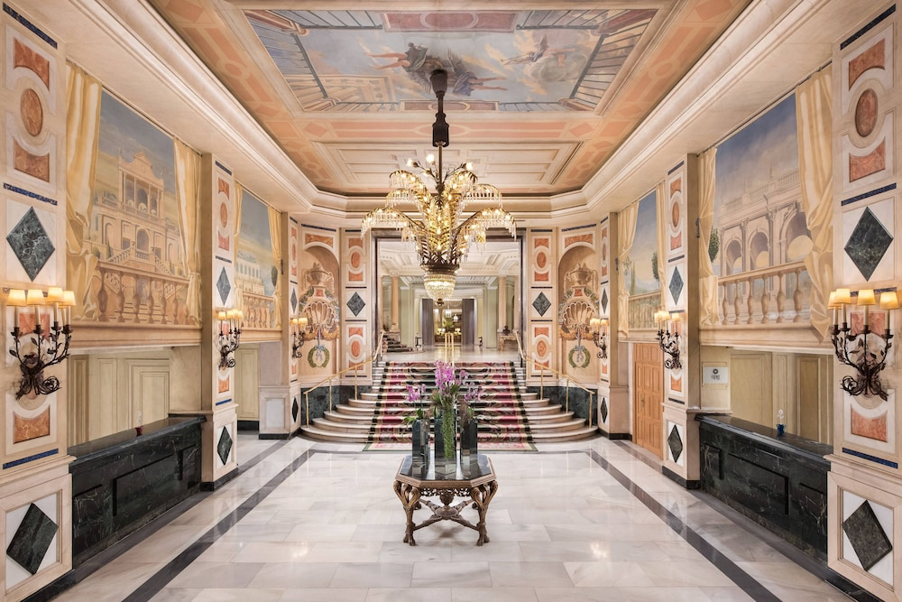 Lobby, The Westin Palace, Madrid